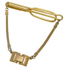 Radio Superior Chain Tie Clip Bar