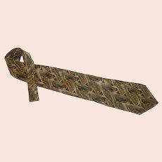 Carousel 14th Collection Garcia Silk Tie