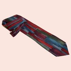 Desert Storm 35th Collection Garcia Silk Tie