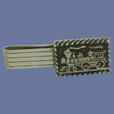 Steam Engine Railroad Car Tie Bar Clip