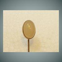 Victorian Opal Stick Pin Cravat