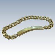 Speidel USA ID Personalized Bracelet