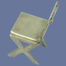 Sterling Mexico Folding Chair Charm