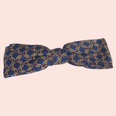 1960's Best Clip Mid Century Bow Tie
