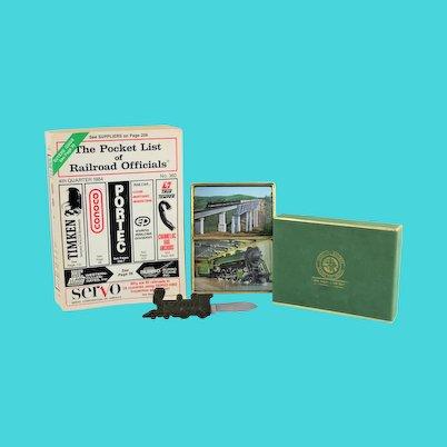 Vintage Railroad Collectibles, Railroadiana, Southern Railway
