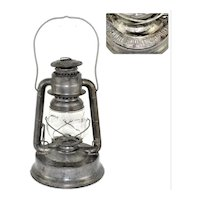 1945 Dietz Kerosene Lantern, Little Giant
