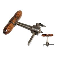 1890s, Leather Gasket Cutter, Antique Tools