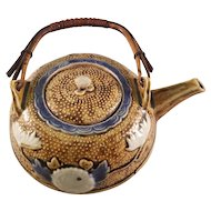 Antique Japanese Hirato Ware Teapot - 18th Century