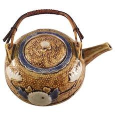 Antique Japanese Hirato Ware Teapot - 18th Century