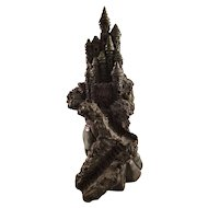 Bronze Castle Statue by Debi Pollock - Signed and Limited (167/400)
