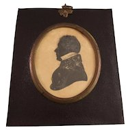 Antique Framed Portrait - Personalized on back - 1827