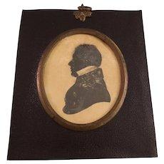 Antique Framed Portrait - Personalized on back - 1827