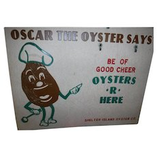 Oyster Sign 1