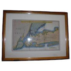 Revolutionary War Map