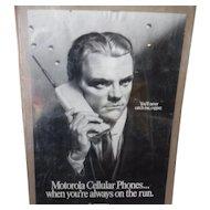 Early Motorola Cellphone Ad