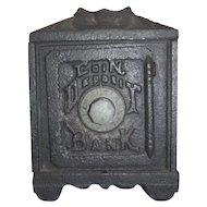 Coin Deposit safe