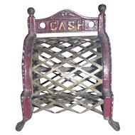 Cash register bank