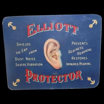 Elliots Ear Display