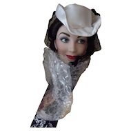 Vintage Franklin Heirloom Scarlett O'Hara Honeymoon Dress Doll New In Box