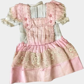 Original Antique Dress Shop Presentation Chemise