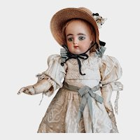 Sweet French Bebe Gaultier doll 40 cm