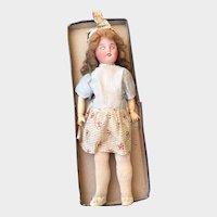 All original French SFBJ doll in her original box