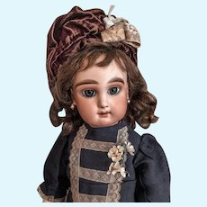 Very Rare Wonderful French Bebe Mascotte 45 cm