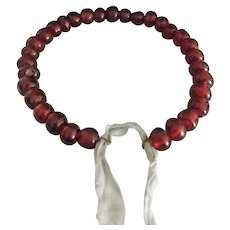 Original Necklace for Steiner Jumeau Gaultier