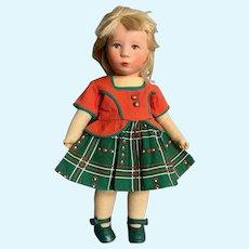 Cute Kathe Kruse Doll