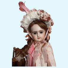 Sweet French Bebe Jumeau or Douillet Doll