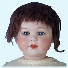 "Big 24"" Antique Jutta 1914 Baby Doll w Wobble Tongue"