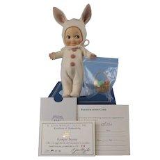 """7"""" R. John Wright Kewpie Bunny"""