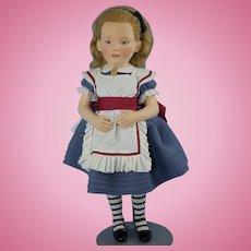 """R John Wright """"Alice"""" from Alice in Wonderland"""