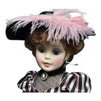 "21"" Madame Alexander Toulouse LauTrec Doll #2250 in Original Box"