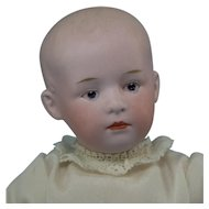"""9"""" Gebruder Heubach Pouty Baby with Nice Composition Body"""