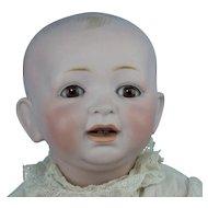 """13"""" Kestner Solid Dome Baby Marked JDK"""