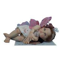 "OOAK ""Precious Baby"" Fairy by Carol McBride Once Upon a Dream"