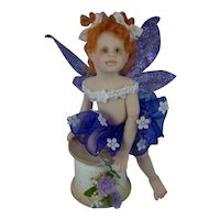 "OOAK ""Tansy"" Fairy by Carol McBride Once Upon a Dream"