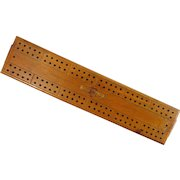 Advertising Cribbage Board – St George Series