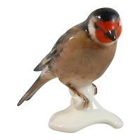 W Goebel European Goldfinch – W. Germany