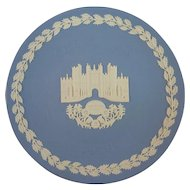 1976 Wedgwood Christmas Plate – Hampton Court