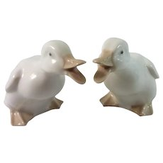 Nao by Lladro Pair of Ducks