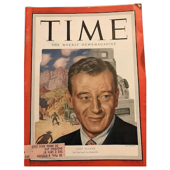 Time Magazine, March 3, 1952
