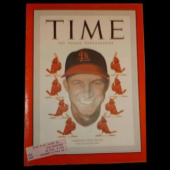 Time Magazine, September 5, 1949