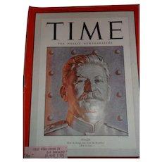 Time Magazine, July 17, 1950