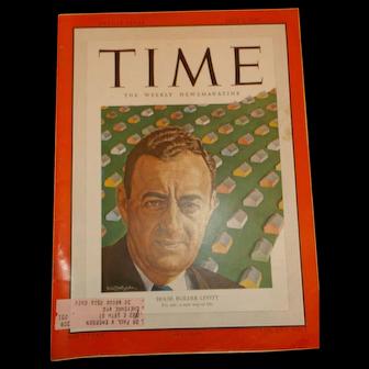 Time Magazine, July 3,1950