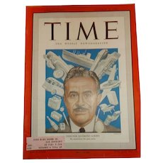 Time Magazine, October 30, 1949