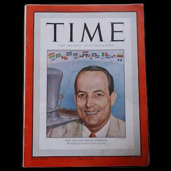 Time Magazine, November 24, 1947