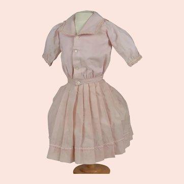 Fabulous Original Pink Mariner Dress