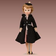 Lovely 1950s Fashion Doll Marked 14R - 19 Inches